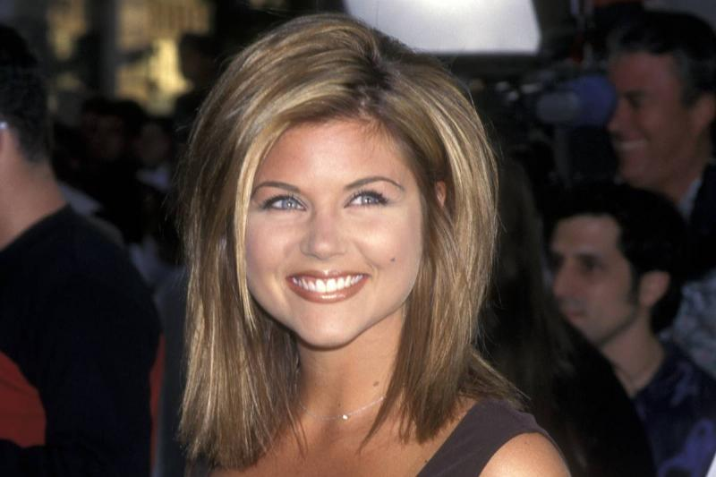 Tiffani Thiessen Was Too Young To Be A Friend