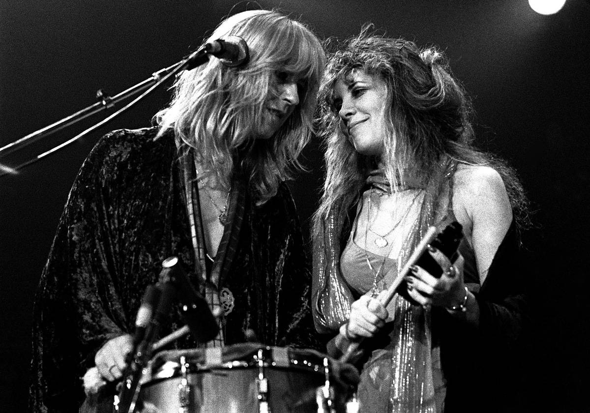 Stevie Nicks Was All About Freedom And Love In The 70s