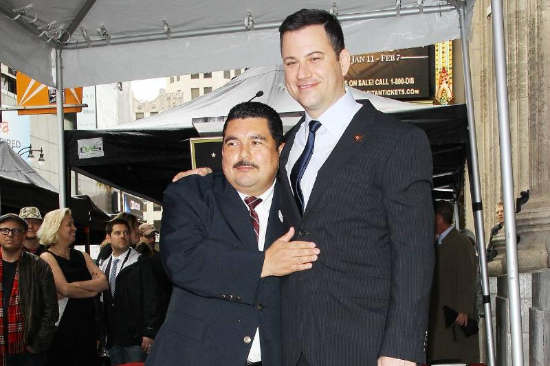 Guillermo Rodriguez Started As The Studio's Security Guard