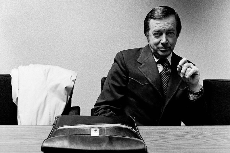 Hugh Downs Was Jack Paar's Original Sidekick