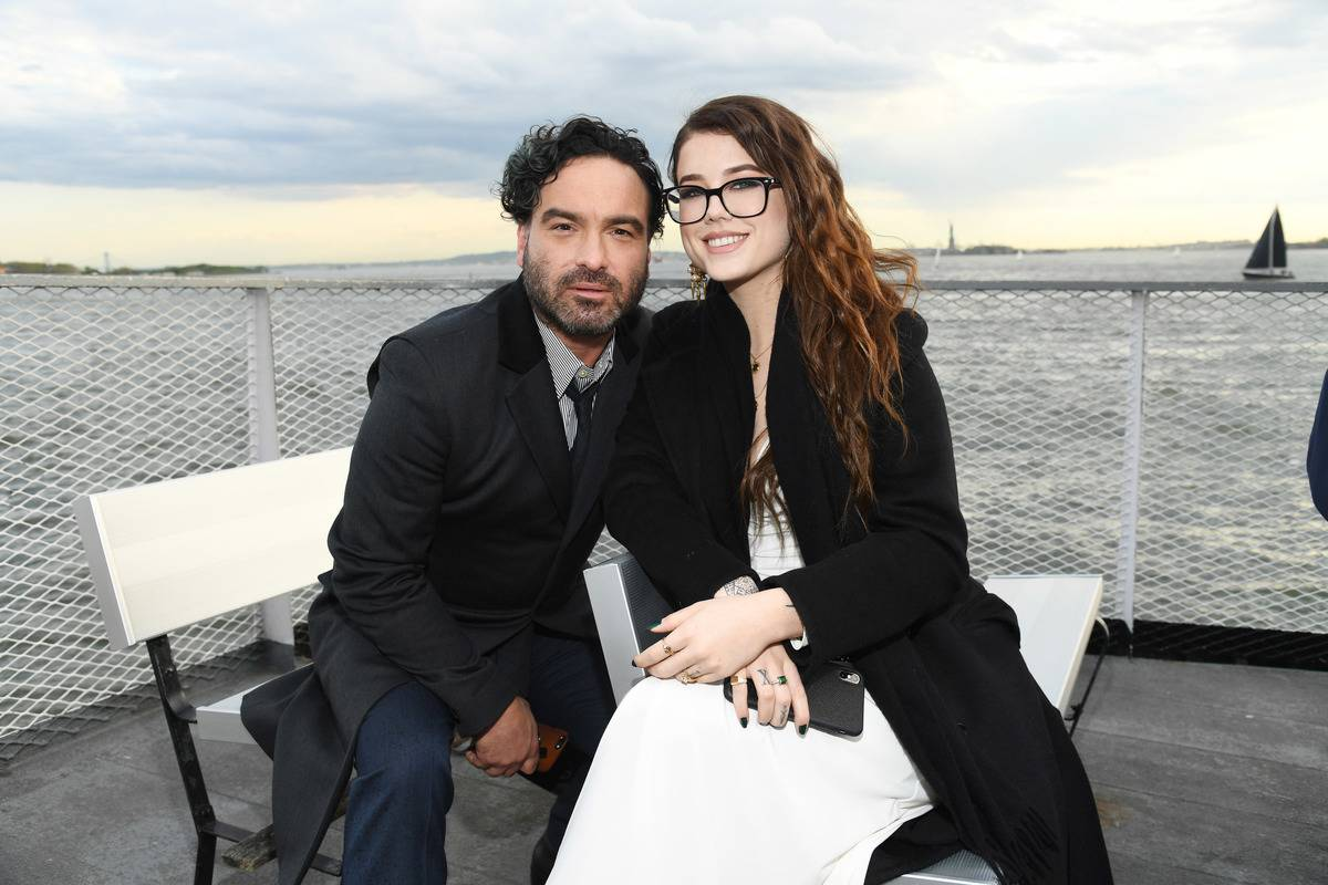 Johnny Galecki Has A Son With Alaina Meyer