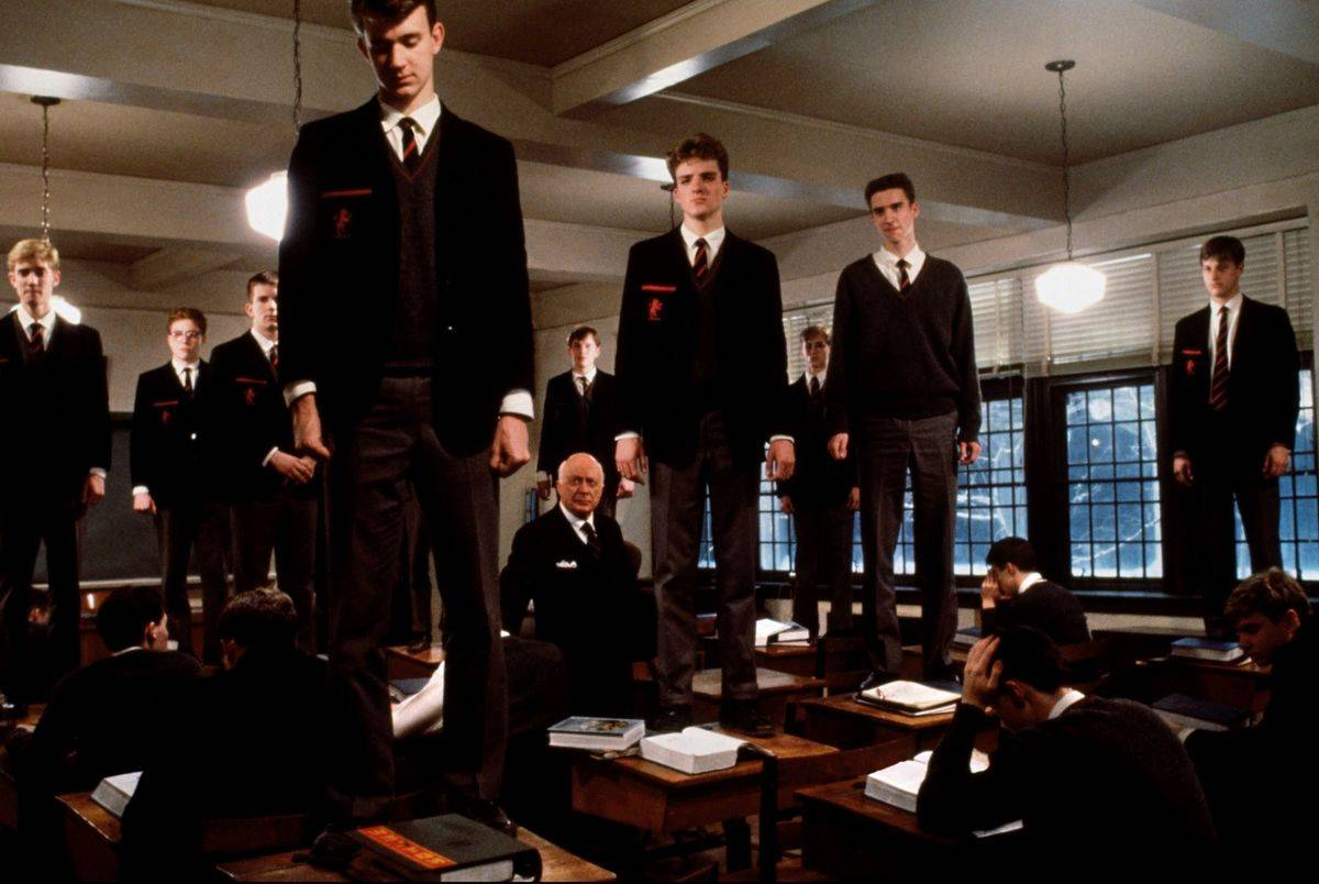 The Dead Poets Society Saying
