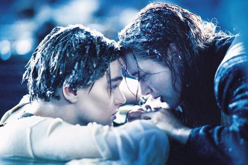 The Infamous Door Scene From Titanic