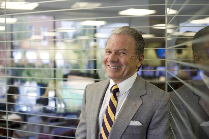 USA - Business - Interactive Brokers Group CEO Thomas Peterffy