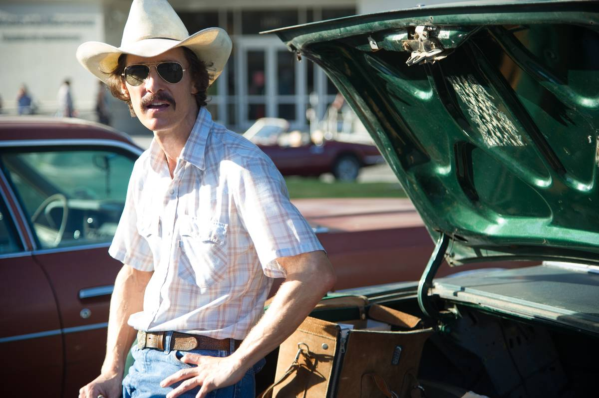 Even Though Matthew McConaughey Didn't Earn Much With Dallas Buyers Club, He Still Won An Oscar
