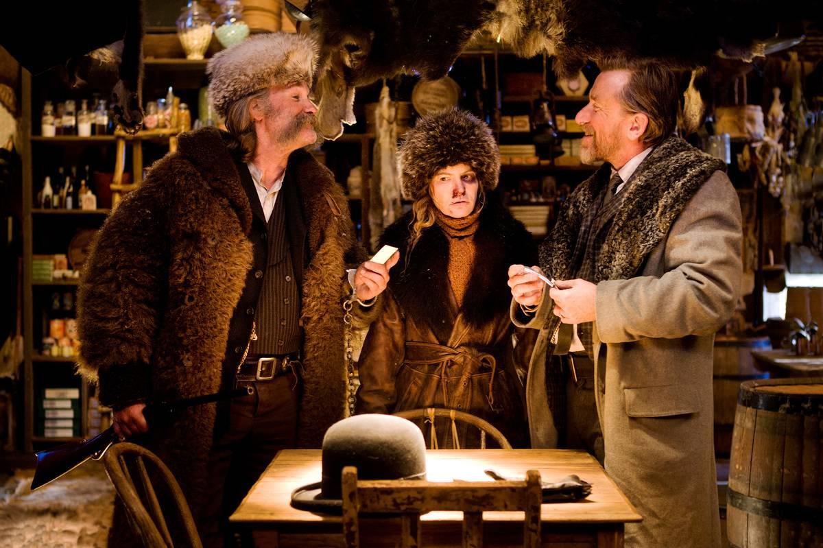 Actors in the film