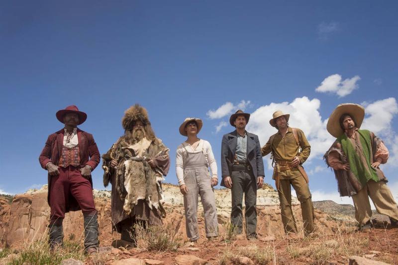 The six actors