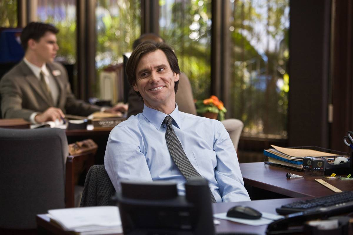 Jim Carrey Was Paid $0 For Yes Man