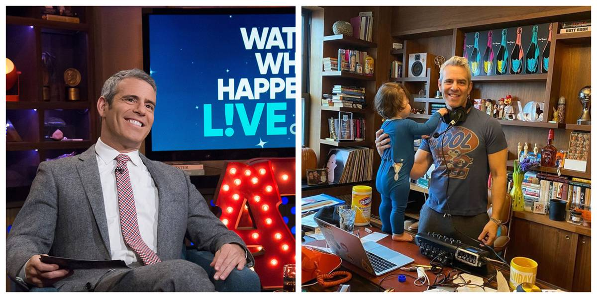 Pictures of Andy Cohen