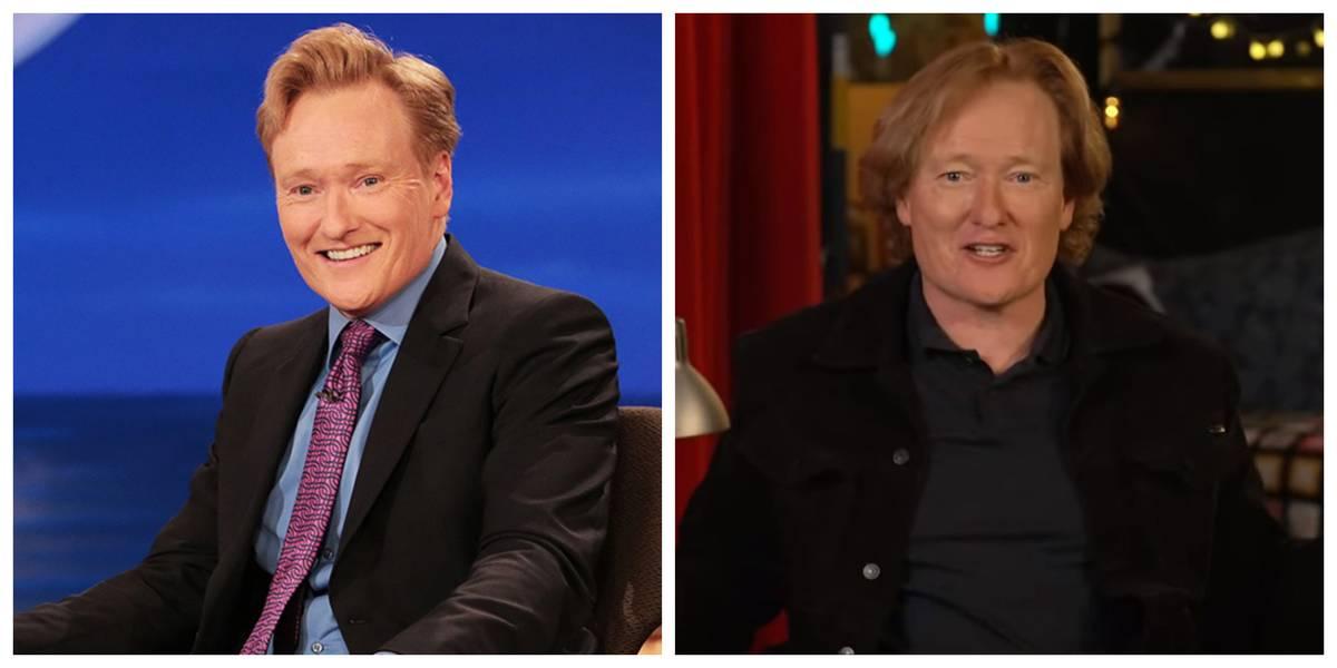 Pictures of Conan O'Brien