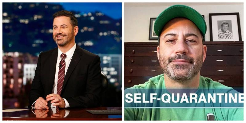 Pictured of Jimmy Kimmel
