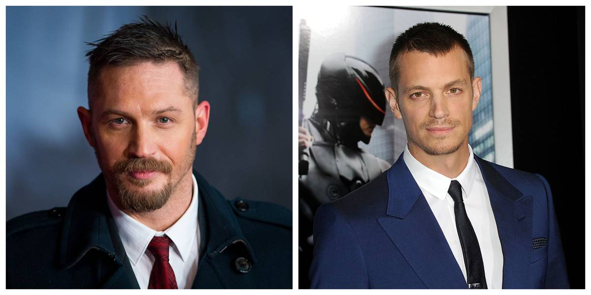 Hardy and Kinnaman