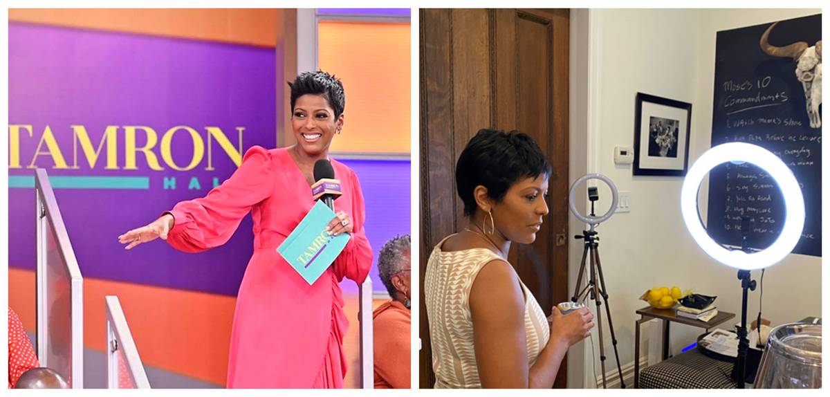 Pictures Tamron Hall