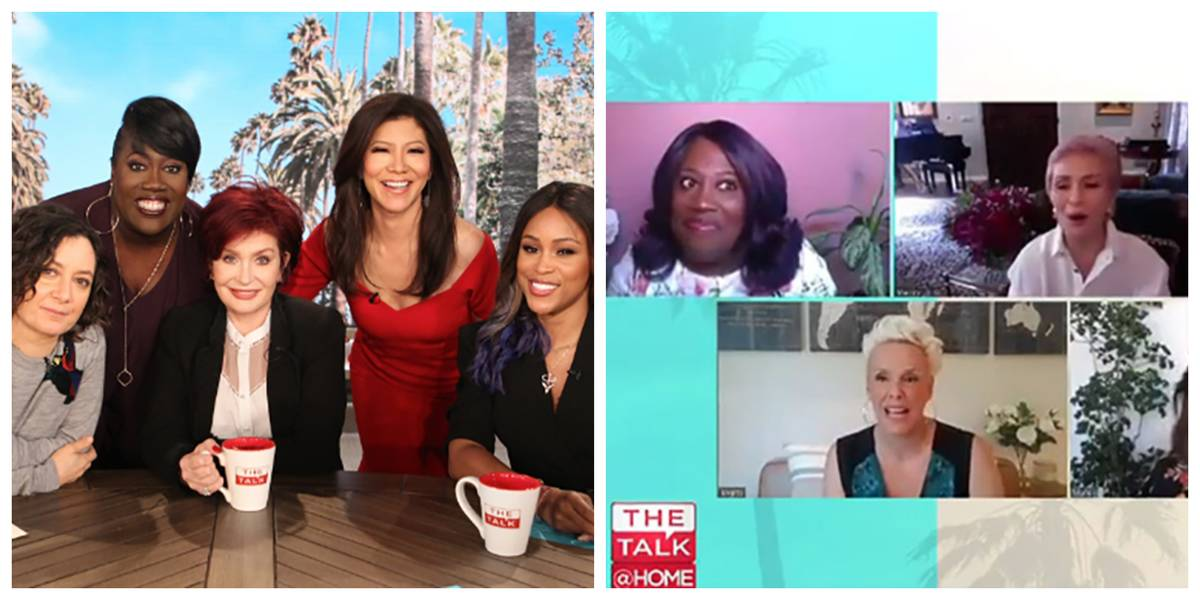 Picture of the cast of The Talk