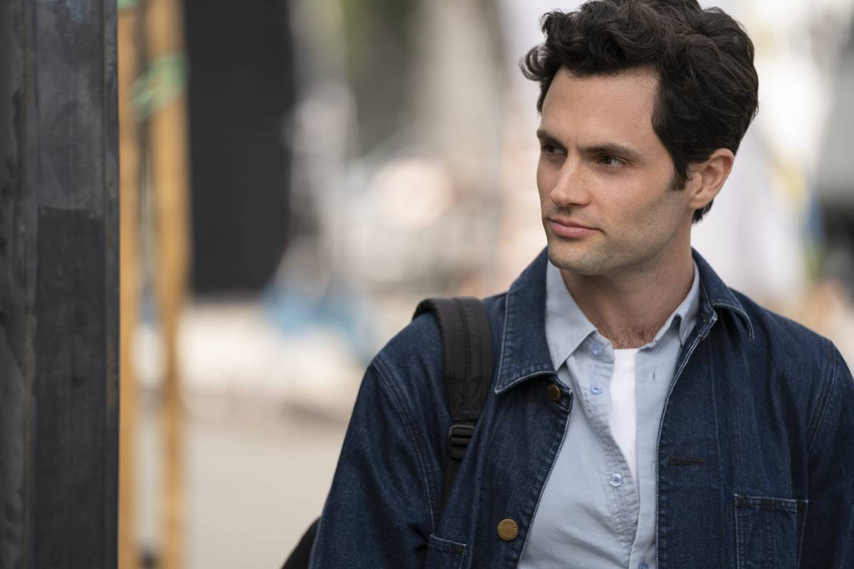 Picture of Penn Badgley as Joe
