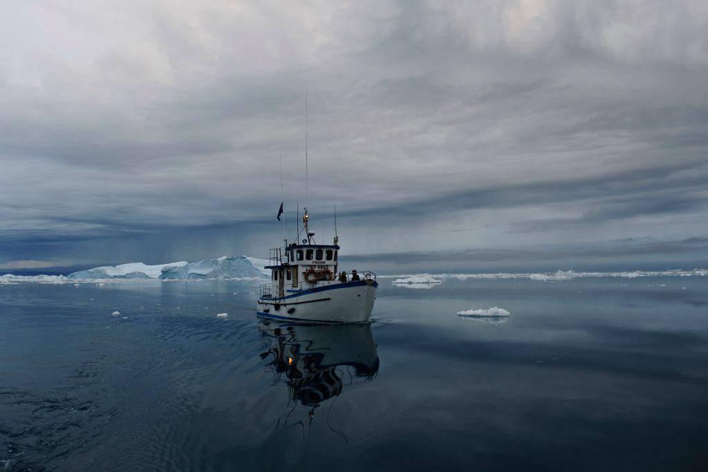 Chasing The Iceberg