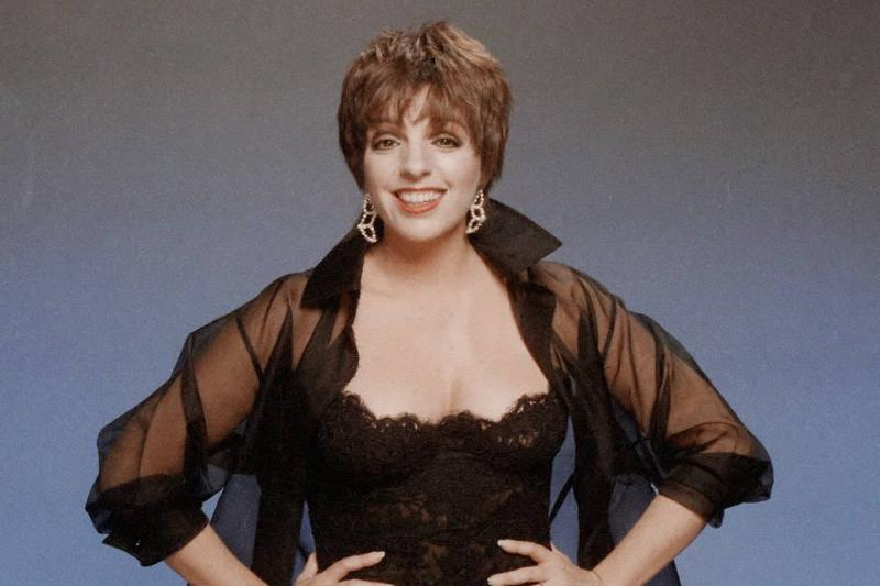 Liza Minnelli Married And Divorced Four Times