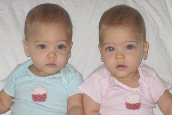The Twins Were Born On July 7, 2010