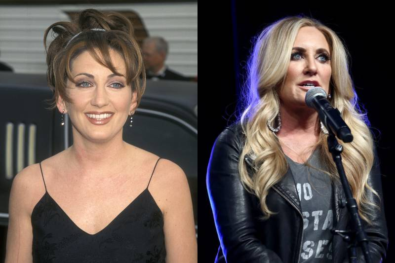 lee ann womack young and old photos