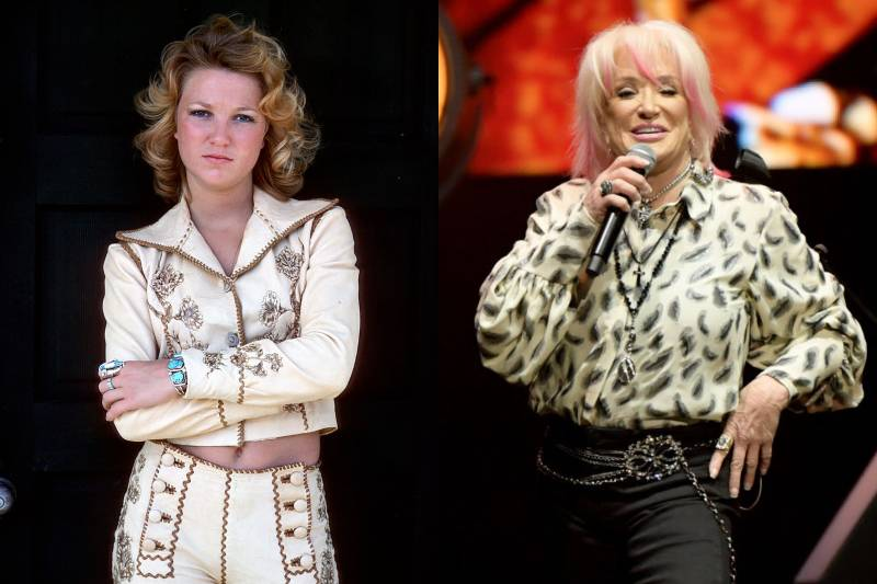 tanya tucker young and old photos