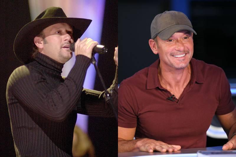 tim mcgraw young and old photos