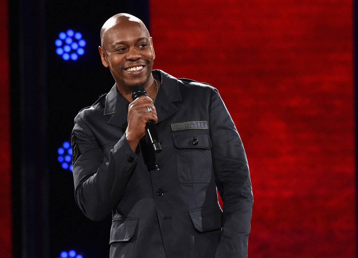 Dave Chappelle Wrote Himself Out Of His Own Show