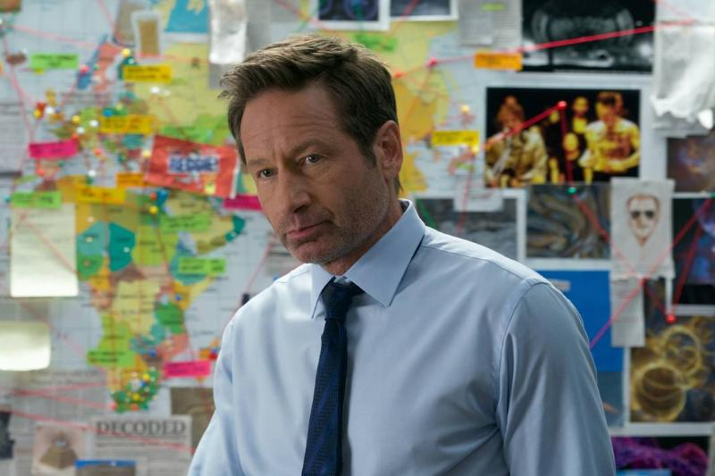 David Duchovny Thought Seven Years Of The X-Files Was Enough