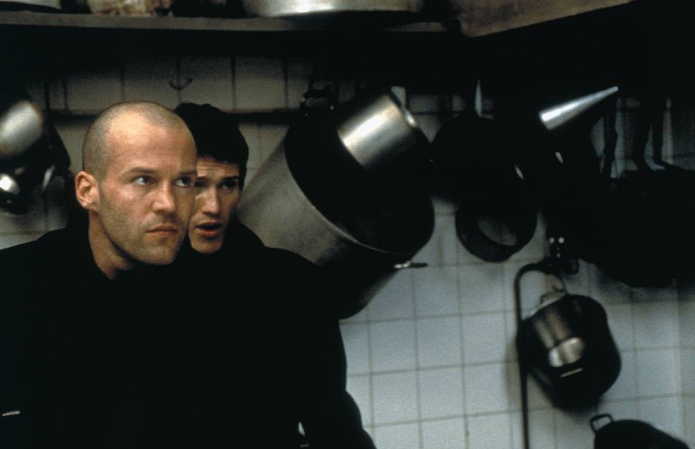 Guy Ritchie Liked Statham's Questionable Past