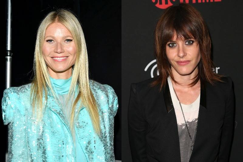 Gwyneth Paltrow And Katherine Moennig