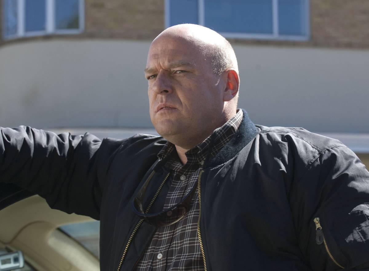 It Was Dean Norris' Idea To Kill Off Hank In Breaking Bad