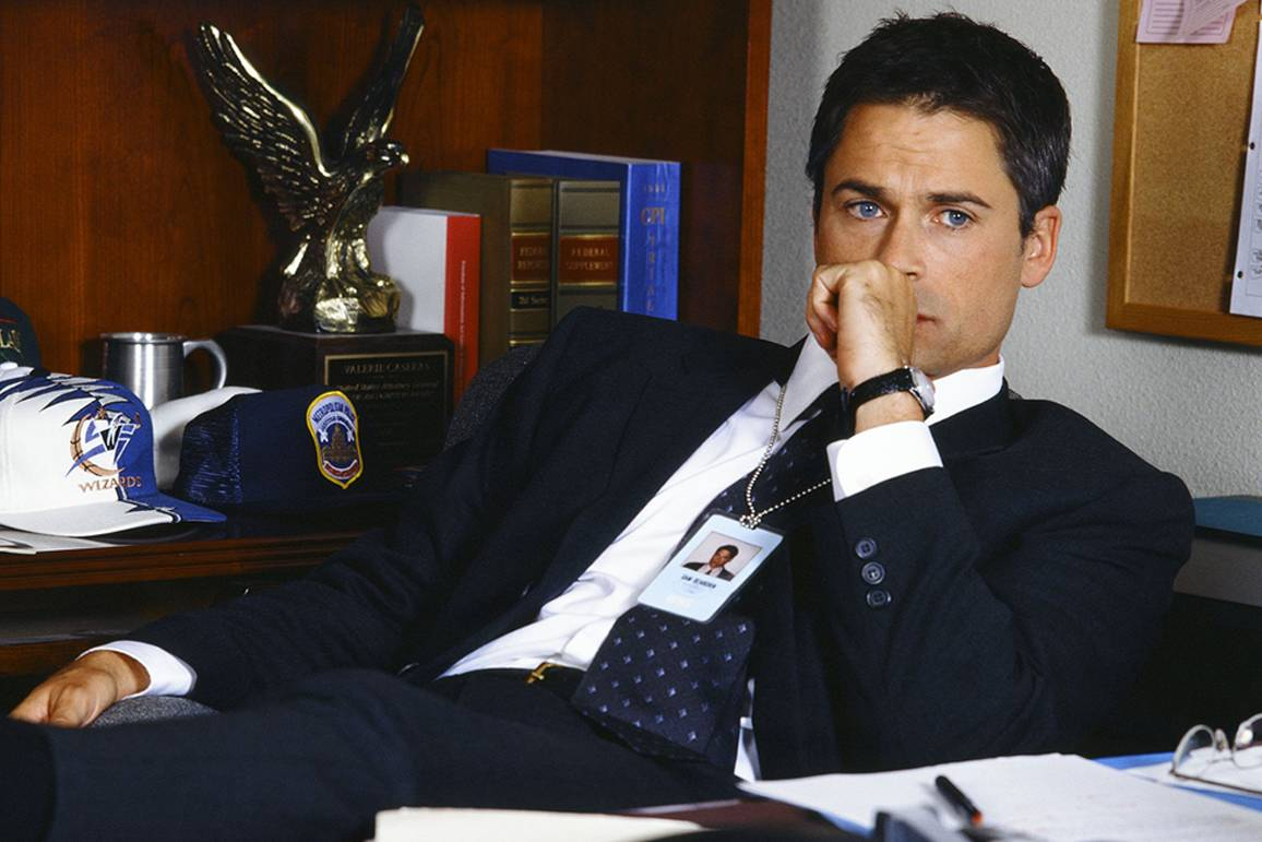 Rob Lowe Left The West Wing Over A Pay Dispute