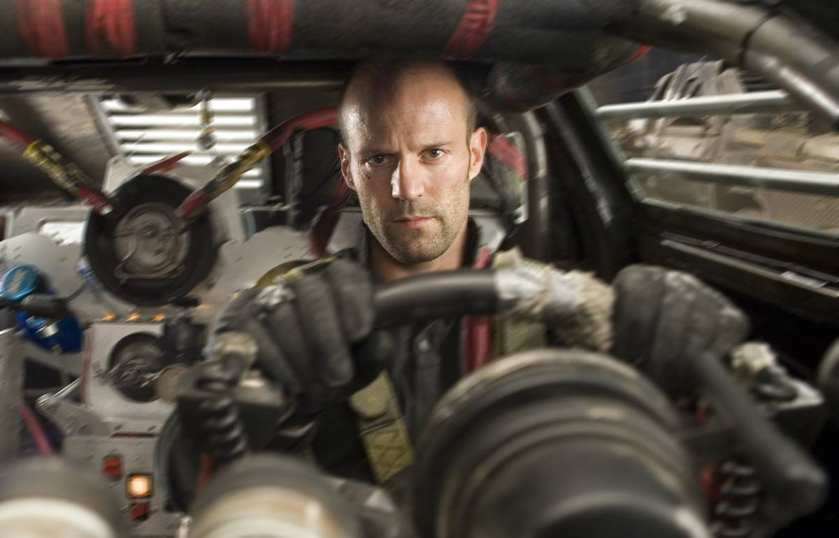Statham Likes To Do His Own Stunts