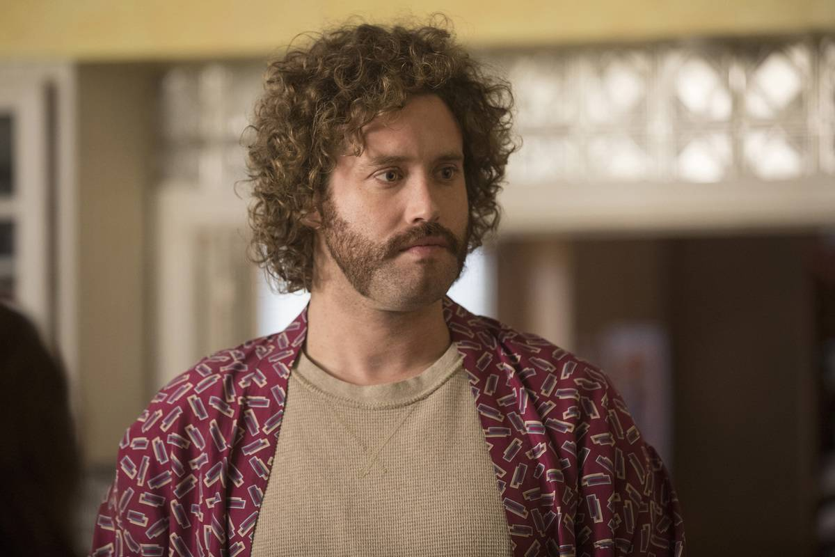 T.J. Miller Was Ready To Leave Silicon Valley