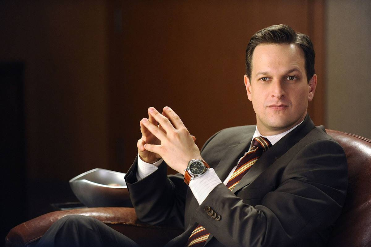 The Good Wife Burned Out Josh Charles