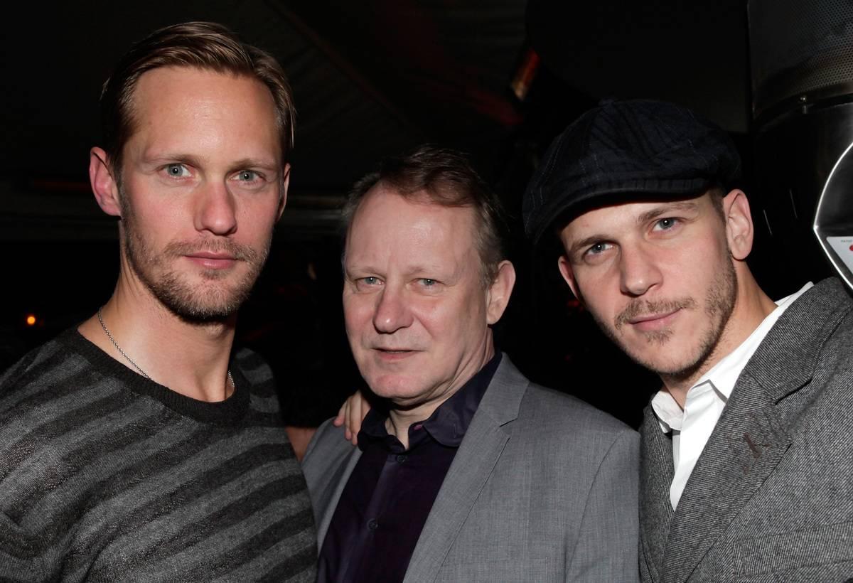 The Skarsgårds: Alexander, Stellan, And Bill