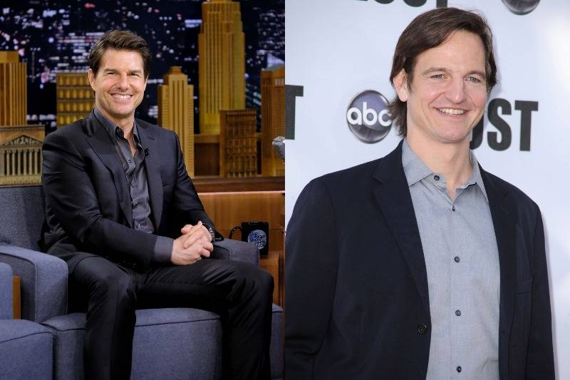 Tom Cruise And William Mapother