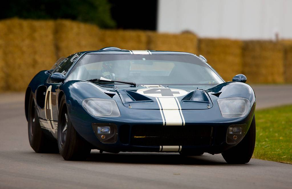 Picture of a GT40