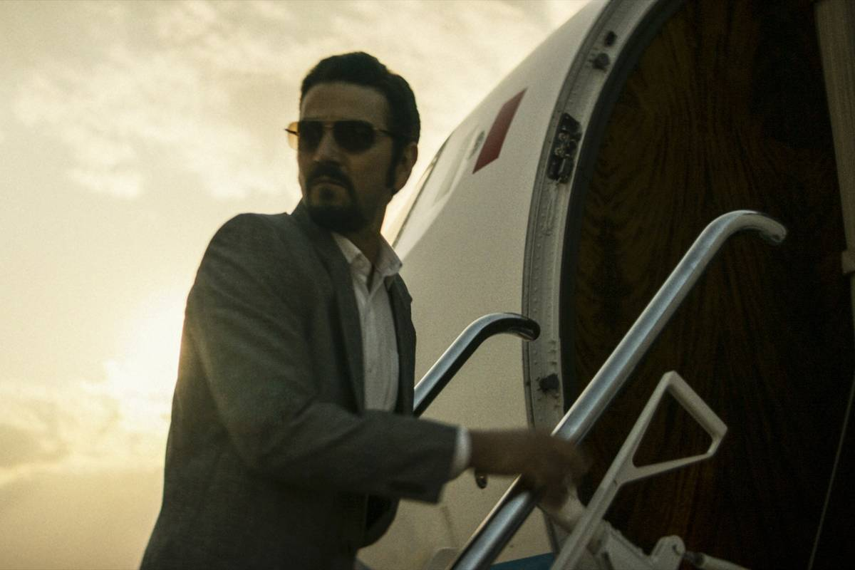 Actor in Narcos