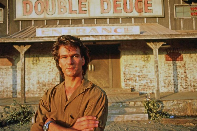 Picture of Patrick Swayze