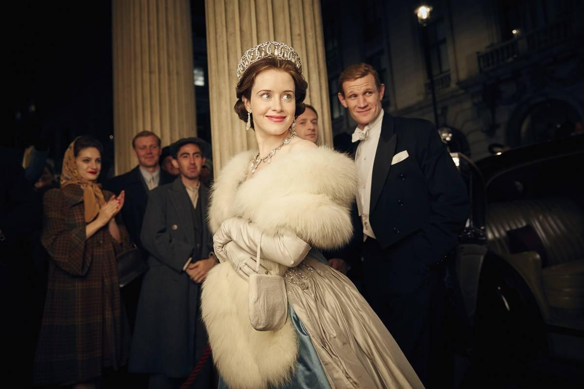 Actors in The Crown