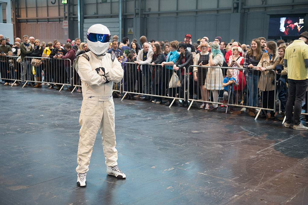 Picture of The Stig