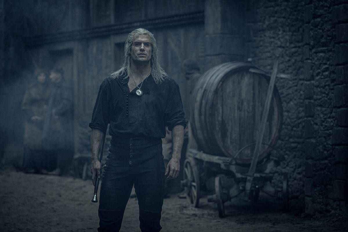 Actor in The Witcher