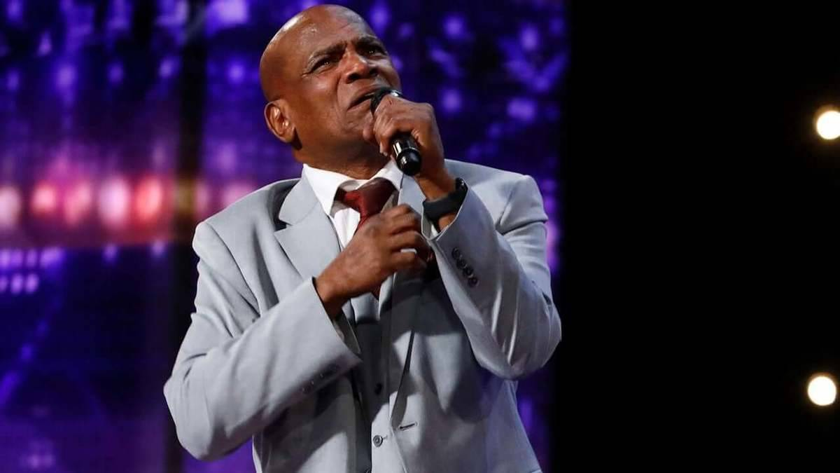 Archie Williams: America's Got Talent