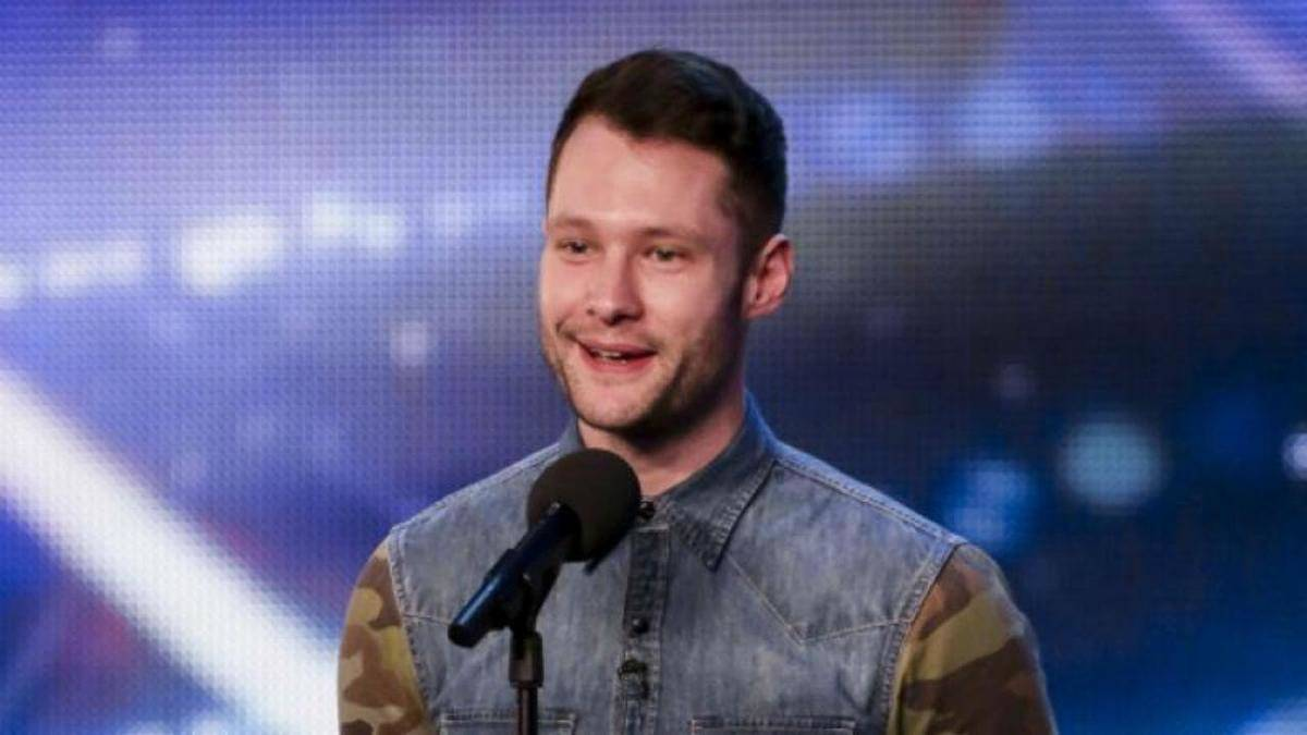 Calum Scott: Britain's Got Talent