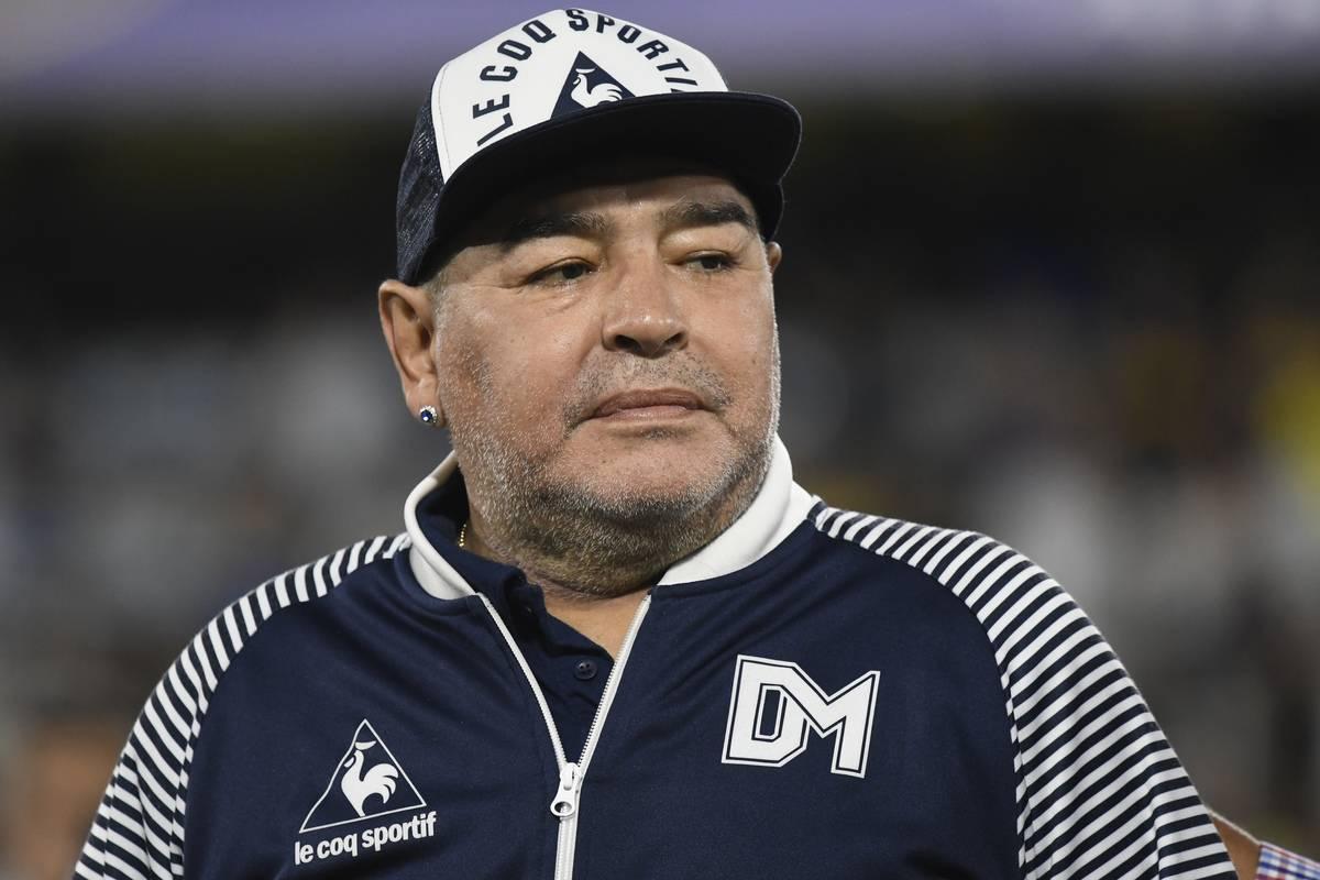 Diego Maradona's Metabolism Caught Up To Him