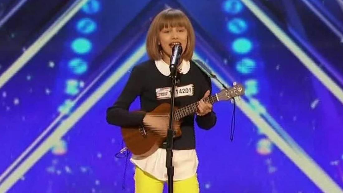 Grace VanderWaal: America's Got Talent