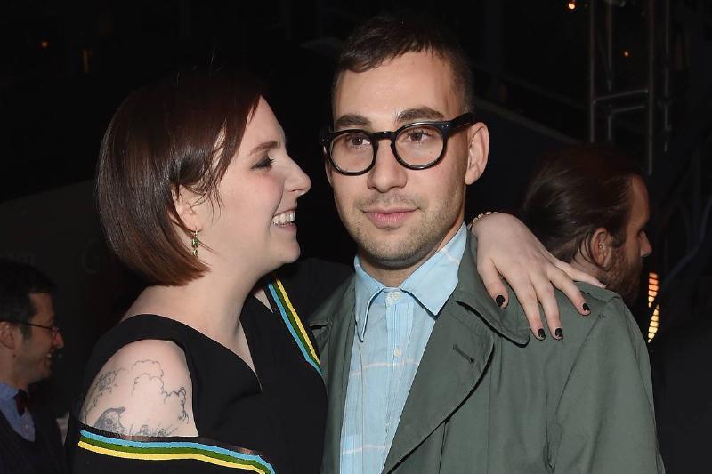 Jack Antonoff's Sister Set Him Up With Lena Dunham