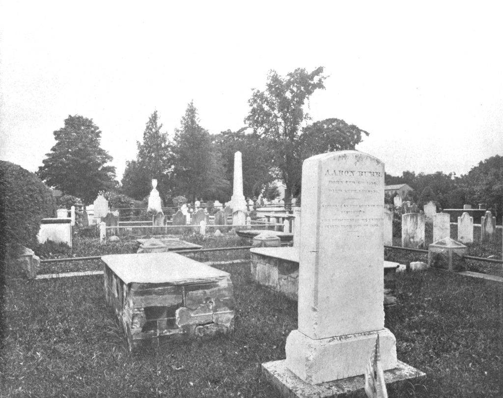 Picture Of Graves