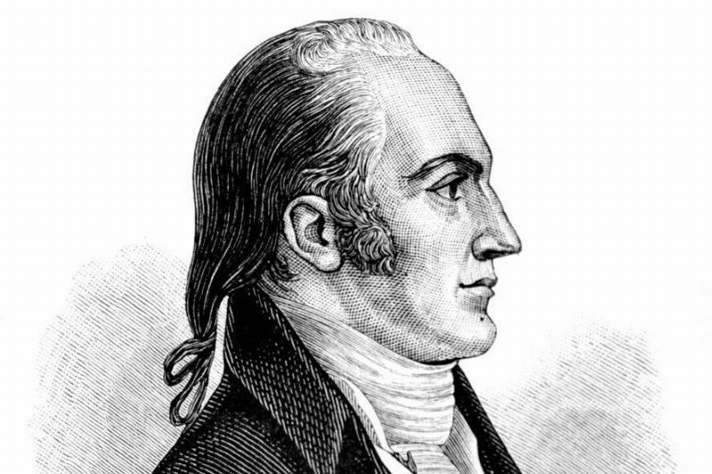Picture of Aaron Burr