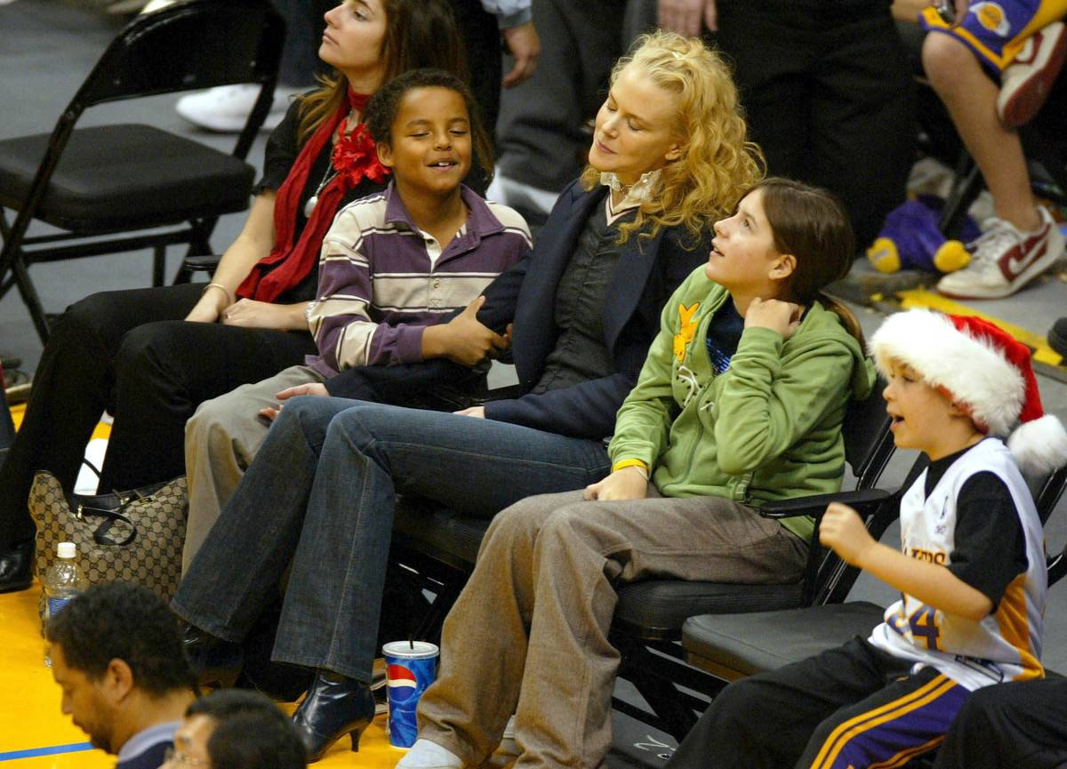 Nicole Kidman Had Her Nannies Wake The Kids In A Special Way
